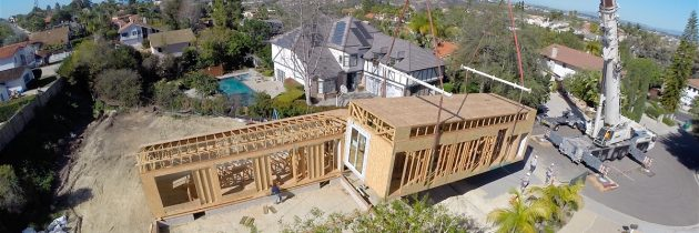 Prefab Construction Brings Jobs Back to the U.S.