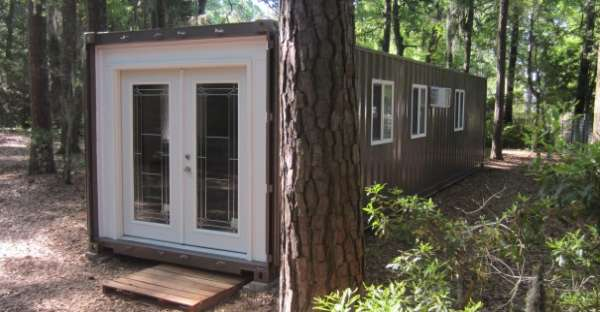Turning shipping containers into tiny homes los angeles modular construction - Turning shipping containers into homes ...